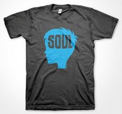 "Image of ""Soul Head"" T-shirt - SHIPPING INCLUDED"