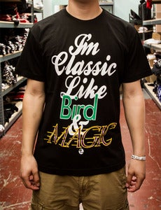 Image of Bone CLASSIC Bird & Magic Tee