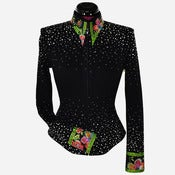 Image of Beautiful Flowers Jacket XS