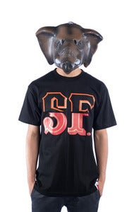 Image of SF Home Collection Tee - Black