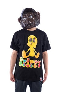 Image of Trippy Tee - Black