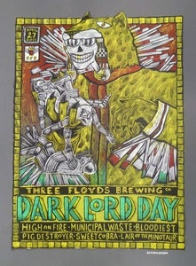 Image of Three Floyds Dark Lord Day 2013