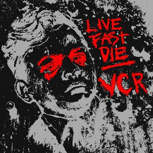 "Image of LiveFastDie / VCR - Split 7""  SOLD OUT"