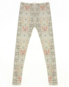 Image of AEDON Leggings - Calidris print