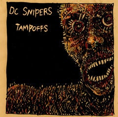 "Image of DC Snipers/Tampoffs - Split 7""  SOLD OUT"