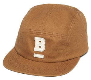 Image of BODEGA UNDERSCORE 5 PANEL CAP