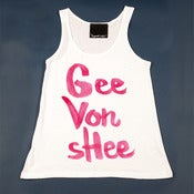 Image of New! Gee van shee (Tank top)