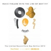 Image of VARIOUS ARTISTS - Music Finland - The Line Of Best Fit - 10""