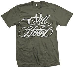 Image of Still Hood T  Military