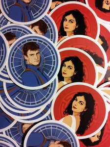 Image of Firefly Stickers
