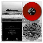 "Image of DK039: Gillian Carter - Lost Ships Sinking... 10"" LP - Red/100, Grey w/ Black Splatter /200"