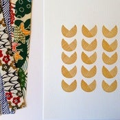 Image of baskets print