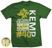 Image of SIGNATURE SERIES - SHAWN KEMP CAREER TEE