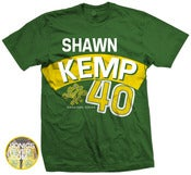 Image of SIGNATURE SERIES - SHAWN KEMP THROWBACK TEE
