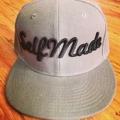 Image of SELFMADE Gray Snapback