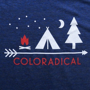 Image of Camp Coloradical T-Shirt