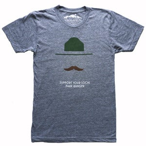 Image of Support Your Local Park Ranger T-Shirt