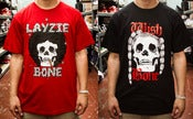 Image of Layzie Bone/ Wish Bone Tee Shirt COMBO Pack
