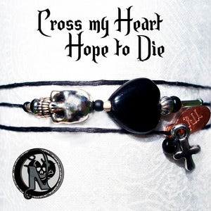 Image of Cross My Heart Hope to Die NTIO Bracelet