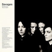 Image of SAVAGES - Silence Yourself - LP