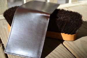 Image of Johnny The Fox - Chromexcel Bifold Wallet