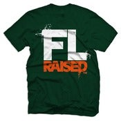 Image of Florida Raised - Hunter / Orange / White