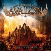 Image of Timo Tolkki's Avalon - The Land Of New Hope [limited 12&quot; double gatefold edition]