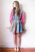 Image of fruit loops party dress