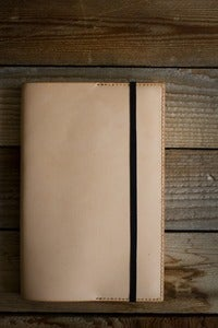 Image of Large Moleskine Cover (Natural Veg Tan)