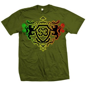 Image of S3 Lion T  Rasta