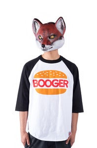 Image of Booger Burger Raglan