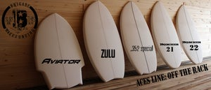 Image of Aces Line: Off The Rack (Surf Style boards)