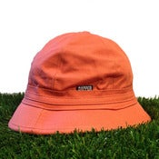 Image of DAPPER - HUNTER S SAFARI BUCKET (BURNT ORANGE)