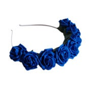 Image of Lotta Rosie Headband - Cobalt