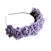 Image of Lotta Rosie Headband - Lilac