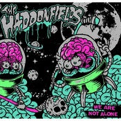 Image of The Haddonfields - We Are Not Alone LP PINK/BLUE Split Vinyl/200