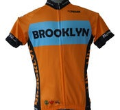 Image of Brooklyn Cycling Jersey - A Peace, Love & Pedals cycling jersey classic for men and women!