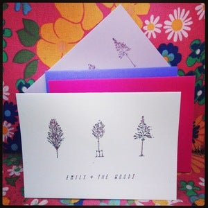 Image of Greetings Cards (Handmade by Emily)