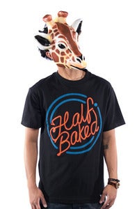 Image of Half Baked Tee - Black