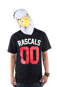 Image of Rascals Tee - Black