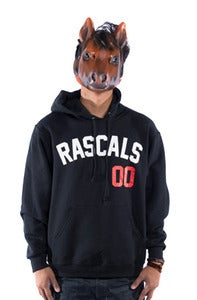 Image of Rascals Hoodie - Black