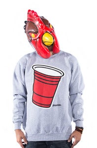 Image of Party Cup Crew - Grey