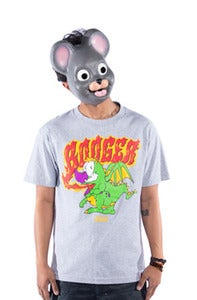 Image of Baby Dragon Tee - Grey