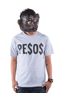 Image of Pesos Tee - Grey