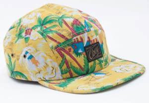 Image of MAUI 5 PANEL HAT