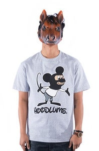 Image of Hoodlums Tee - Grey