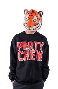 Image of Party Crew Crew - Black