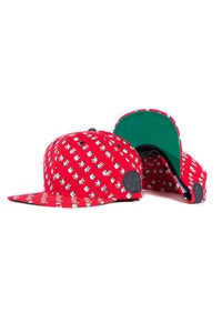 Image of RPC All Over Strapback - Red