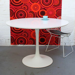 Image of Vintage Arkana Tulip Dining Table