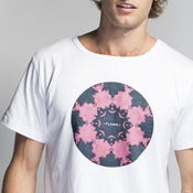 Image of Flume T-Shirt (White with Logo)